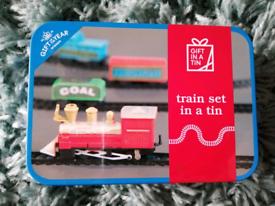 Travel Train Set