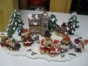 Christmas decoration for a table