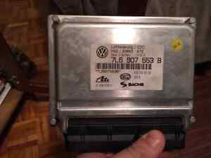 Volks Touareg ECU
