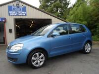 2007 57 VOLKSWAGEN POLO 1.2 MATCH 5 DOOR JUST 13000 MILES AIR CON ALLOYS