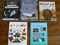 SUPER AUBAINE - VOIR 3 PHOTOS - Lot livres enfants pour 30 $