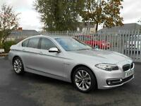 2016 BMW 5 Series 2.0 520d Luxury Auto 4dr