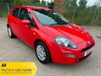 2013 Fiat Punto EASY 1.4 HATCHBACK Petrol Manual