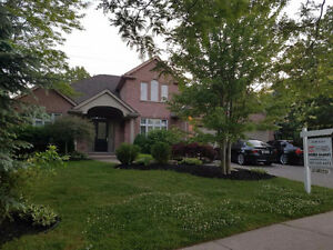 Executive luxury home for rent in Burlington