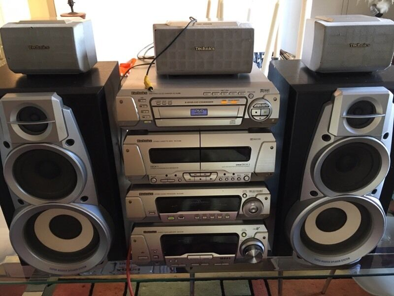Technics DVD HIFI, SL-DV250 | in Mynachdy, Cardiff | Gumtree
