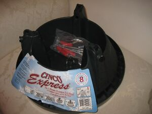 CHRISTMAS TREE STAND ''CINCO EXPRESS''-SPILL GUARD-BRAND NEW! Edmonton Edmonton Area image 7