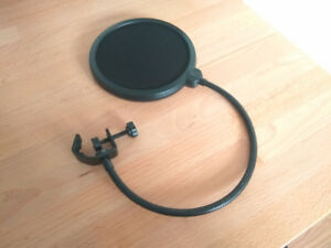 Masque Filtre Anti Pop Anti-souffle Pare-vent Pop filter