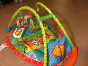 Baby Gym/Play Mat 5-in-1