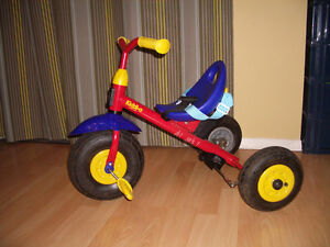 """"" KIDDI-O """"  tricycle  by Kettler  --- in excellent condition"