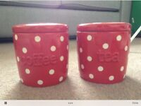 Next Tea and Coffee pots