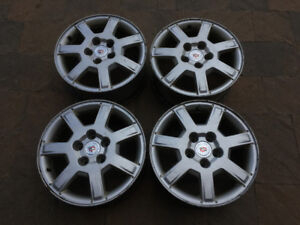 4 ORIGINAL 16'' CADILLAC MAGS DEVILLE , SEVILLE, STS, DTS