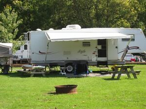 Jayco Eagle Fifth Wheel