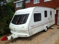 Caravan Full awning 2001 excellent condition