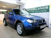 BMW X3 2.0d SE [4X SERVICES and 4WD]