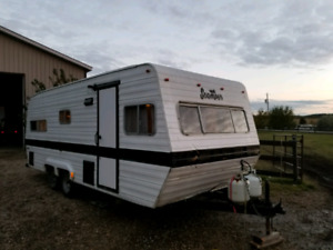 22ft Scamper travel trailer