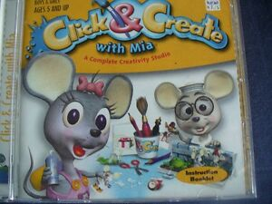 Cd rom Click and create with Mia West Island Greater Montréal image 2