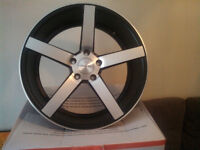 Vossen CV-3  20 inch wheels