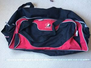 Hockey Coach's Duffel Bag