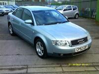 Audi A4 1.9TDI 130 5sp 2002MY SE