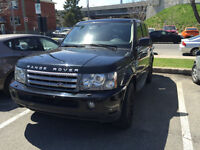 2007 Land Rover Range Rover Sport Supercharged Full Loaded
