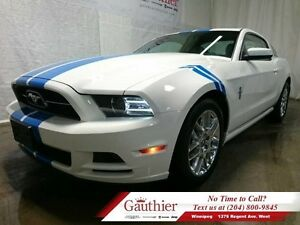 2013 Ford Mustang V6 w/Leather *Low KM*  - Low Mileage