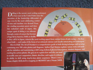 HOW TO DRIFT   NEW BOOK Cambridge Kitchener Area image 3