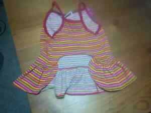 girl dog cutesie outfits new never worn Cambridge Kitchener Area image 2