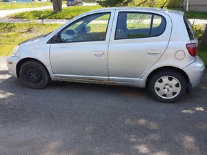 2005 Toyota Echo Hatchback needs work 4 new mvi