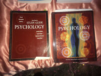 TEXTBOOK and WORKBOOK: Into to Psychology
