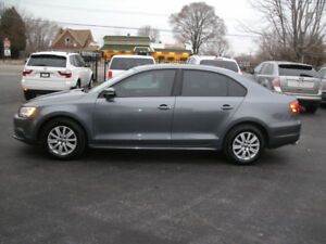 2013 Volkswagen Jetta: Only116 Kms,Drives Like New!, Must See.