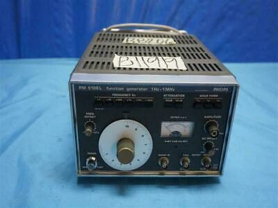 Philips Pm 5108l Pm5108l 1hz - 1mhz Fuction Generator
