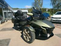 2021 Can-Am Spyder Roadster Sea to Sky Trike Special Edition