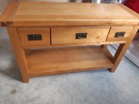 Oakwood cabinet