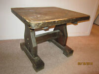 Hardwood Table For Sale