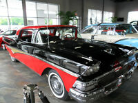 1958 Ford Fairlane 500 One Of A Kind Fully Restored !