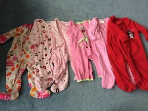 Baby Girl Clothes (6-9 months)