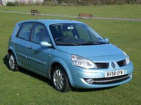 2008 (58) Renault Scenic 1.6 VVT Dynamique Automatic