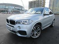 2014 BMW X5 3.0 40d M Sport xDrive 5dr (start/stop)