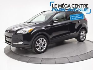 2013 Ford Escape SEL 4WD GRP ELEC, BTH