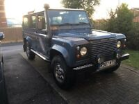 Land Rover Defender 110 County Station Wagon