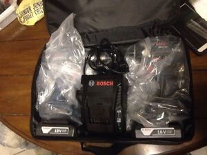 bosch drill package  Windsor Region Ontario image 1