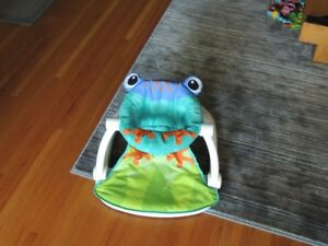 Fisher Price Sit-Me-Up Frog Chair