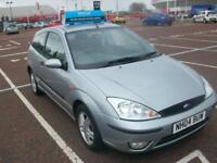 Ford Focus 1.6i 16v auto 2004MY Zetec
