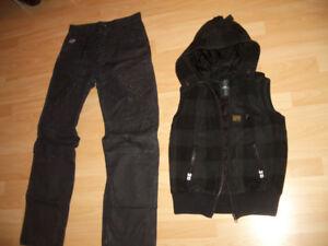 """NEW denim *** G - Star *** jeans or Veston --- size 29 """" waist"""