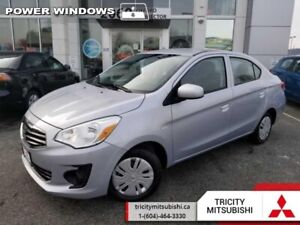 2017 Mitsubishi Mirage G4 ES  LIKE NEW!! ONLY 44 KMS!