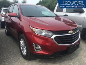 2018 Chevrolet Equinox LT   Infotainment Package, Power Liftgate