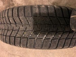 Winter continental tires 15 inch for sale !!