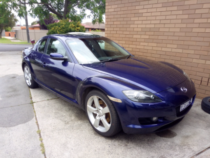 2004 Year Rx-8 Clarinda Kingston Area Preview