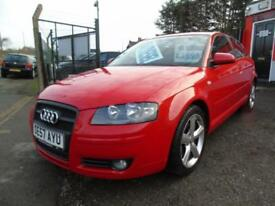 2007 Audi A3 2.0 TDi 170 Sport 3dr, 12 months mot,Warranty,Px welcome,Low rat...