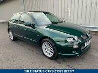 2003 03 MG ZR 1.4 105 3D 102 BHP FUTURE CLASSIC WITH 4K MILES